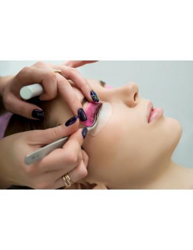 Réhaussement avec Mascara semi-permanent