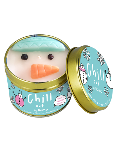 "Bougies ""Chill Out"""
